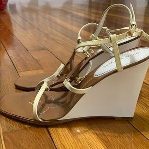 Louis Vuitton Shoes - Louis Vuitton wedge sandals